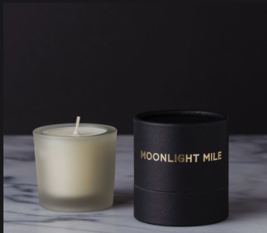 Moonlight Mile Votive Candle