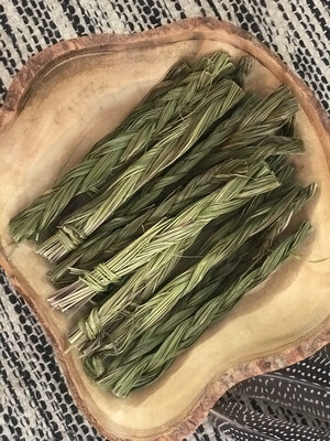Mini Sweet Grass Braid