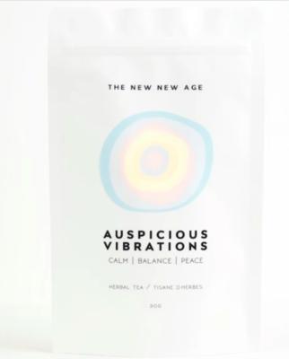 AUSPICIOUS VIBRATIONS // HOLY BASIL TONIC