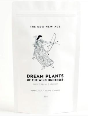 DREAM PLANTS OF THE WILD HUNTRESS // SLEEP TONIC