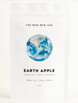 EARTH APPLE // IMMUNITY TONIC