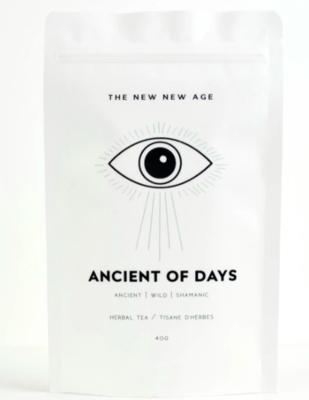 ANCIENT OF DAYS // ADAPTOGENIC BLACK TEA