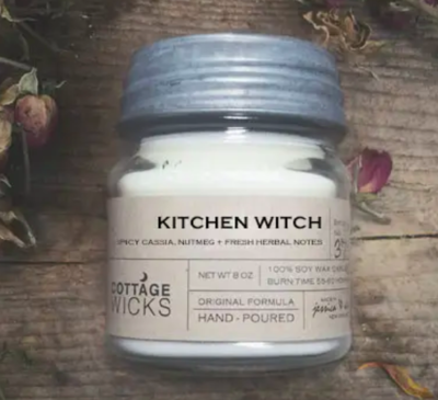 Kitchen Witch Soy Candle
