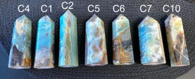 Caribbean Calcite (Group C)