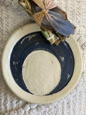Moon Round Smudge Dish - Dry Creek Studio