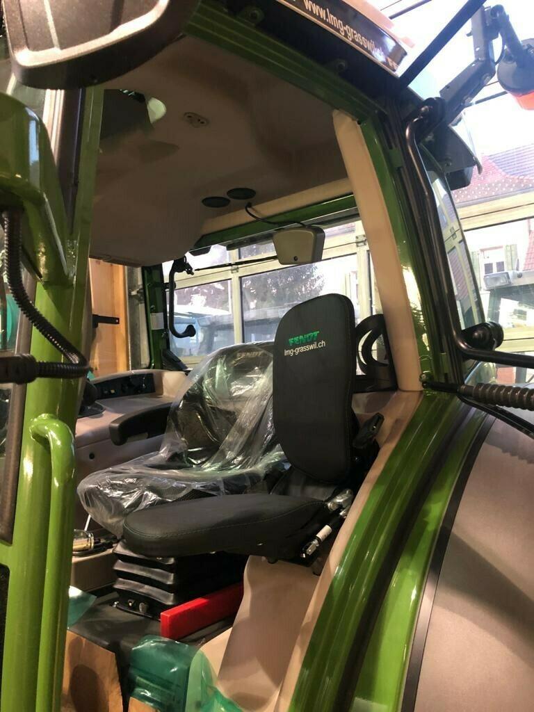 Komfort Beifahrersitz ohne Logo