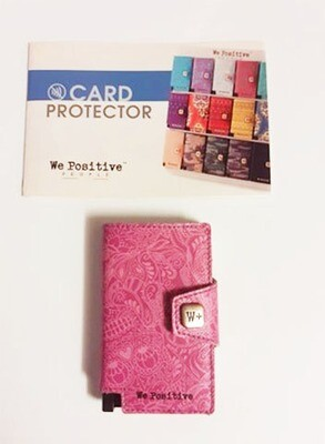 Card Protector MEXICAN - We Positive