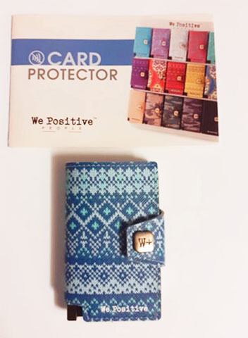 Card Protector WINTER - We Positive