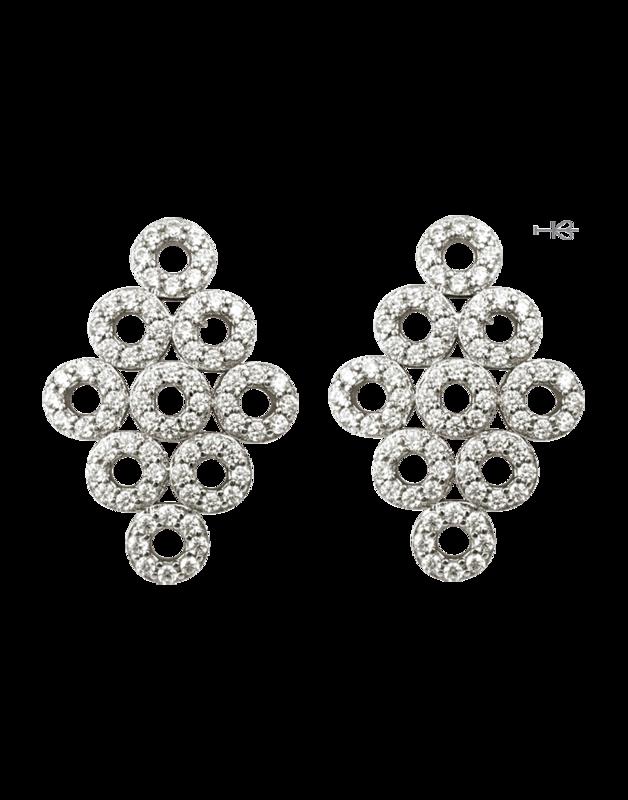 orecchini osa gioielli
