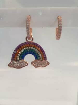 Orecchini arcobaleno