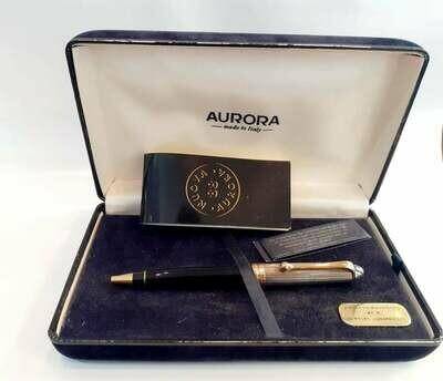penna in argento AURORA COLLECTION