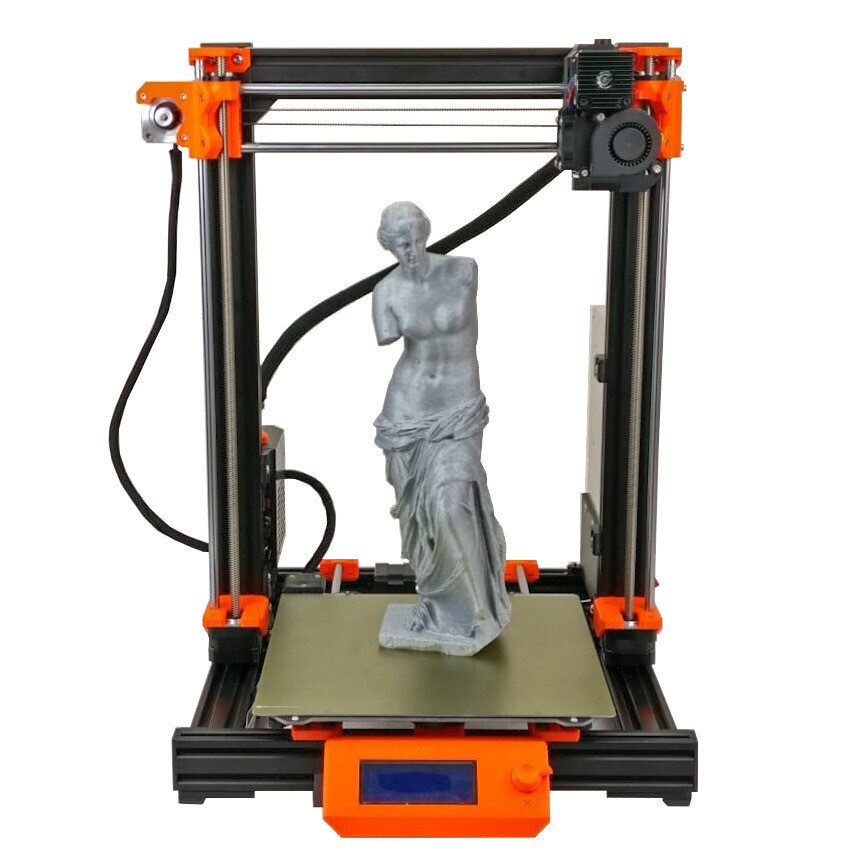 Prusa i3 Mk3s 3D Printer (340 mm Extended Height Bear Upgrade)