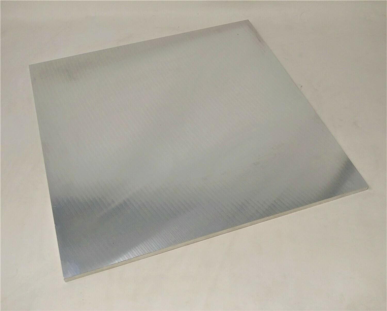 Cast Aluminum Plate - 350mm