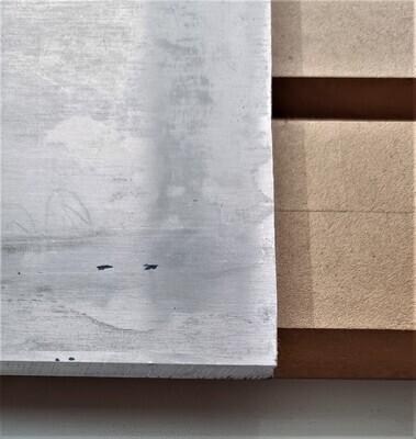 Aluminium Sheet 6 mm (6061-T6 Grade)
