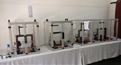 Enclosure for Prusa i3 3D Printers