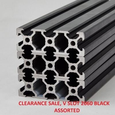 2060 V-Slot (Black, Clearance Sale, Bundle 1 )