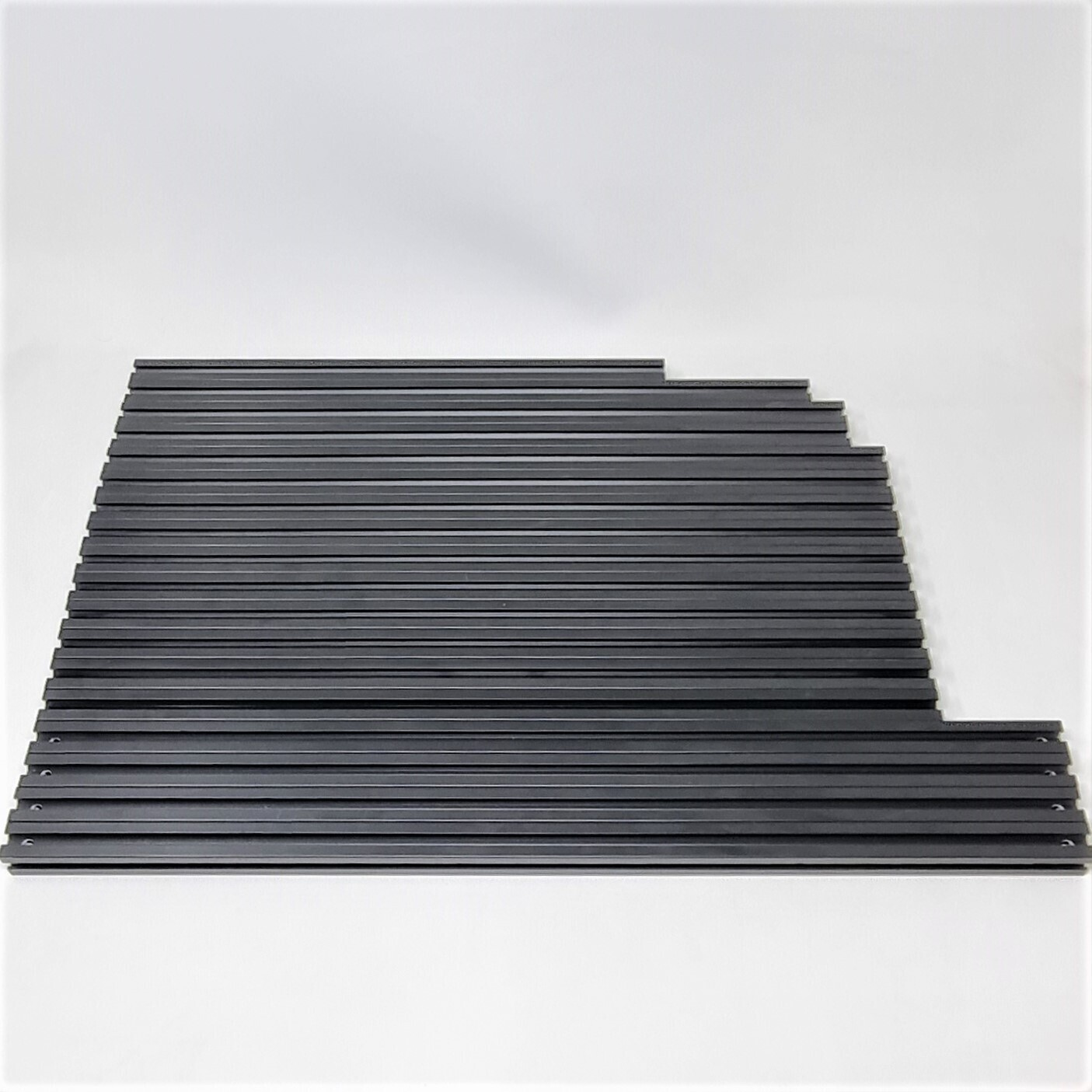 Misumi T Slot Set for Voron 2.4 (350mm, BLACK Anodized)