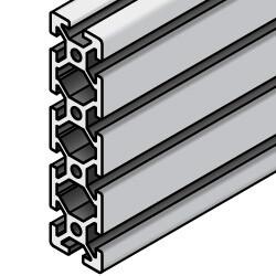 MISUMI T Slot Aluminium Extrusion 2080