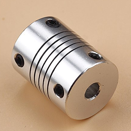 6.35mm - 8mm Flexible Coupler