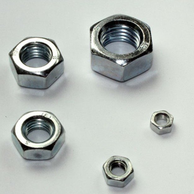 M8 - Hex Nut (Stainless Steel)