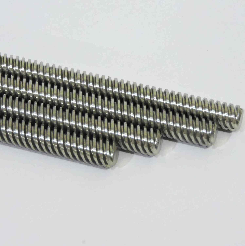 8mm Metric Acme Lead Screw (1.057 mtr)