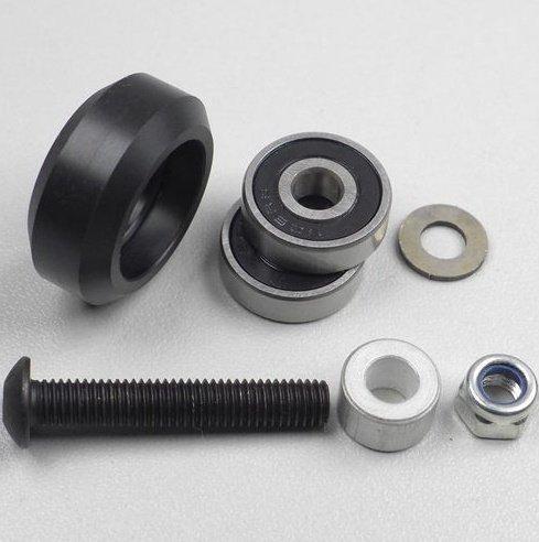Delrin Solid V Wheel Kit for V slot