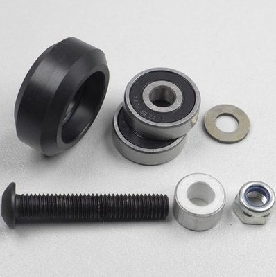 Delrin Solid V Wheel Kit for V slot