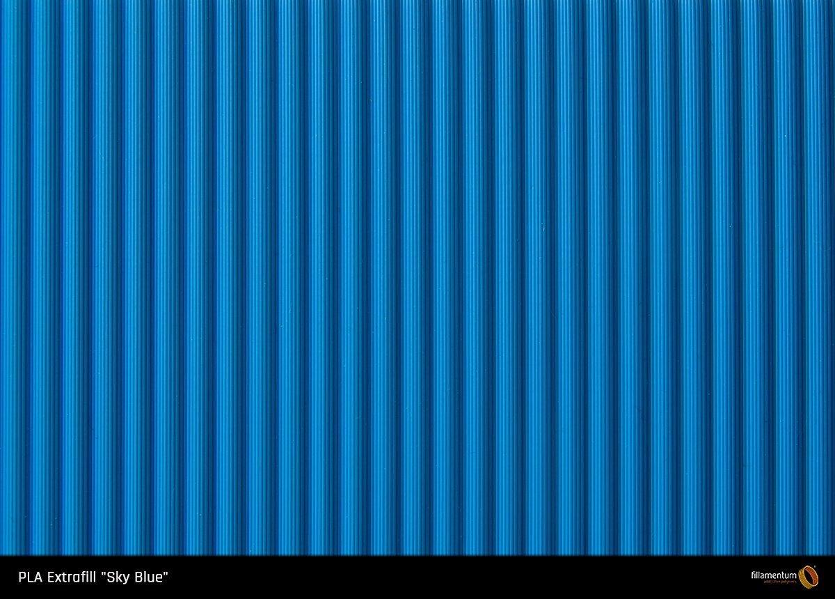 "Fillamentum PLA Extrafill ""Sky Blue"" 1.75"