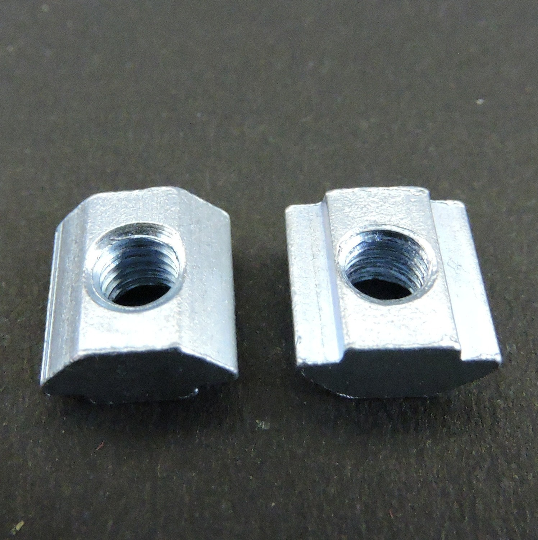 Pre Insertion(SB) M6 T Slot Nut (2020 & 2040)