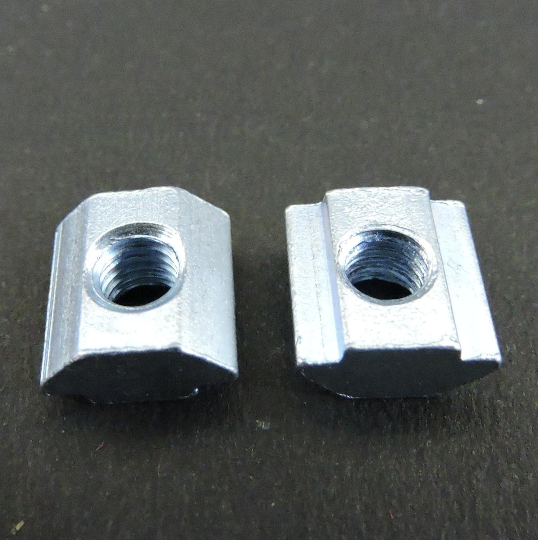 Pre Insertion(SB) M4 T Slot Nut (2020 & 2040)