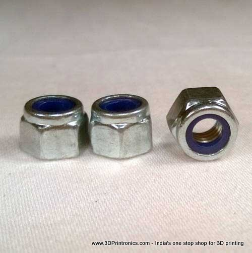M3 Nylon Lock Nut