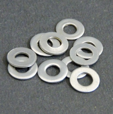 M3 Precision Washer (Stainless Steel)