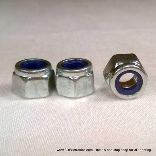 M5 Nylon Lock Nut