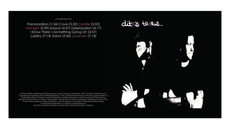 Dita's Tears (Self Titled Album)