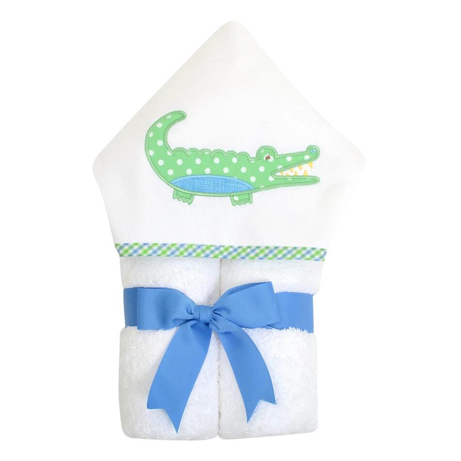 Boyish Hooded Towel