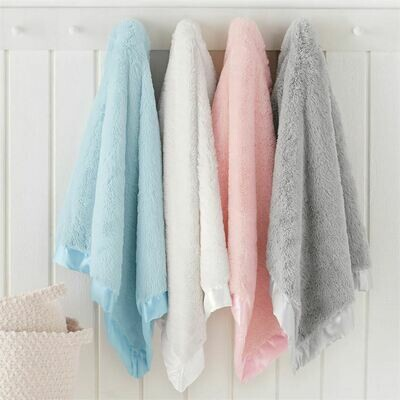 Satin Trim Blanket