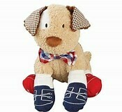 Puppy Plush with Socks