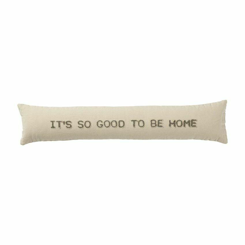 Happy Skinny Pillow