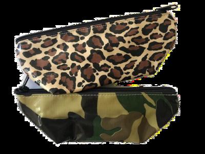 Oilcloth Mini Cosmetic Case