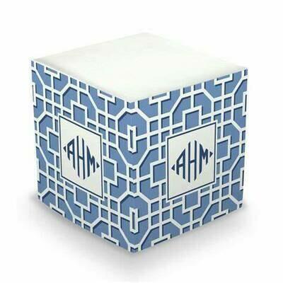 Fret Navy Memo Cube