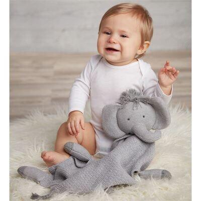 Elephant Knit Woobie