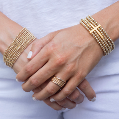 Dream Inspire 5 Strand Bead Bracelet