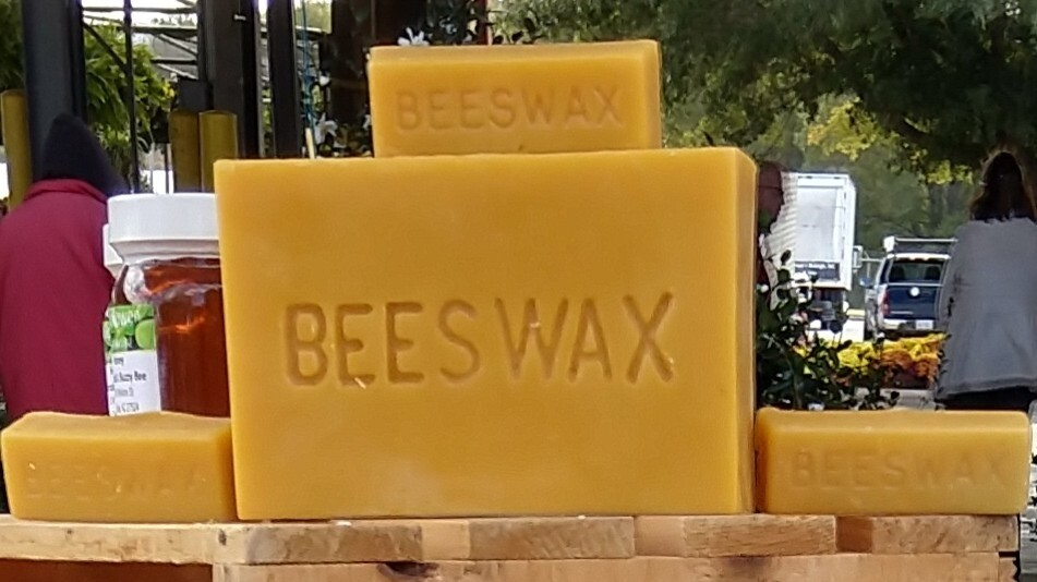 1 Pound Pure Beeswax