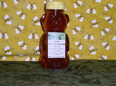 Squeeze Bear (12 oz)