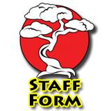 Staff Form