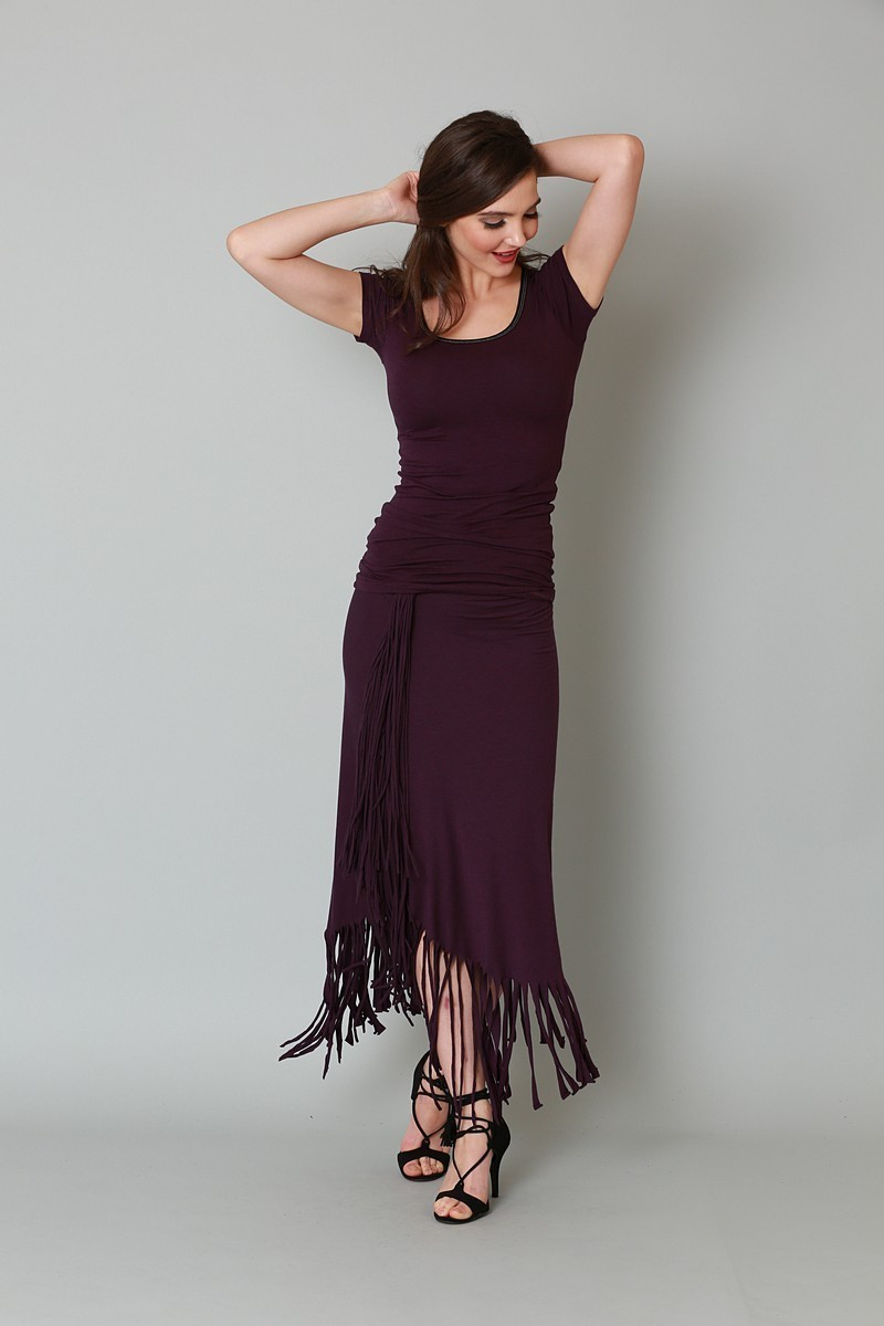 JUPE DE FRINGE - VERSATILE FRINGE SKIRT/TOP/DRESS/WRAP/TANK