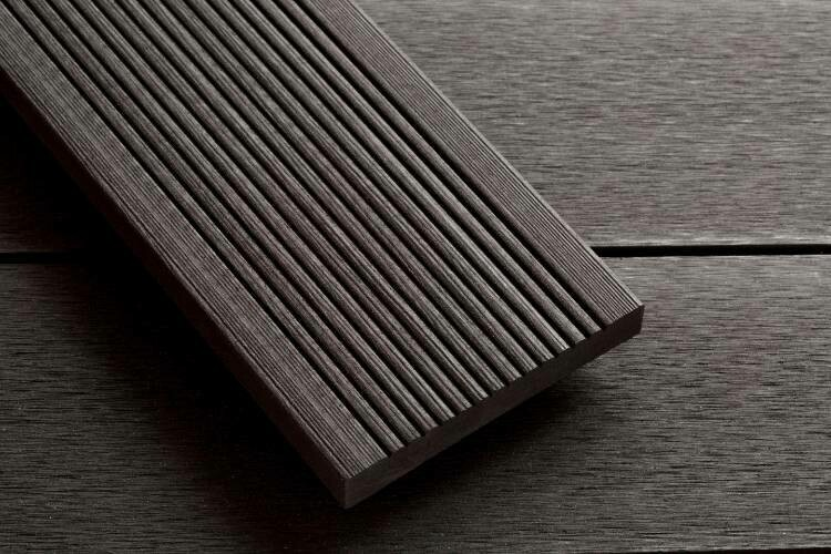 SmartBoard Composite Decking Slate