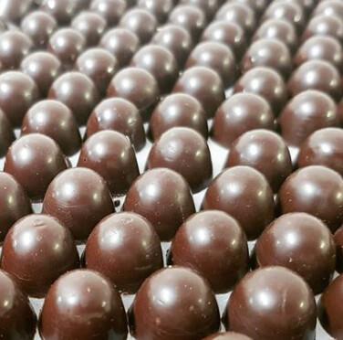 Gotinhas de Chocolate ao Leite (de coco) Zero Açúcar, Zero Lactose, Zero Glúten 100g
