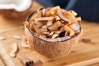 Chips de Coco Queimado 100g