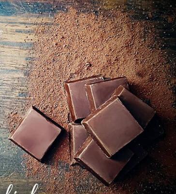 Chocolate 50% Zero Açúcar/ Zero Adoçante/Zero Leite Animal/Zero Glúten 100g- tablete 100g